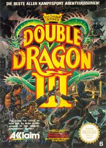 Double Dragon III / 3: The Sacred Stones
