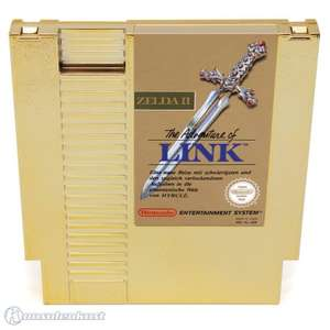 Legend of Zelda II / 2: Adventure of Link