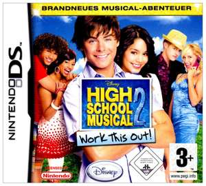 Highschool Musical 2: Work This Out!