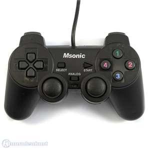 Controller / Pad mit USB Anschluss #schwarz [verschiedene Hersteller]