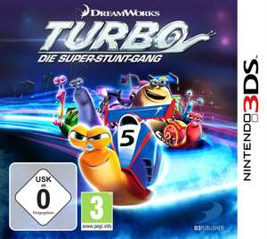 Turbo: Die Super-Stunt-Gang / Super Stunt Squad
