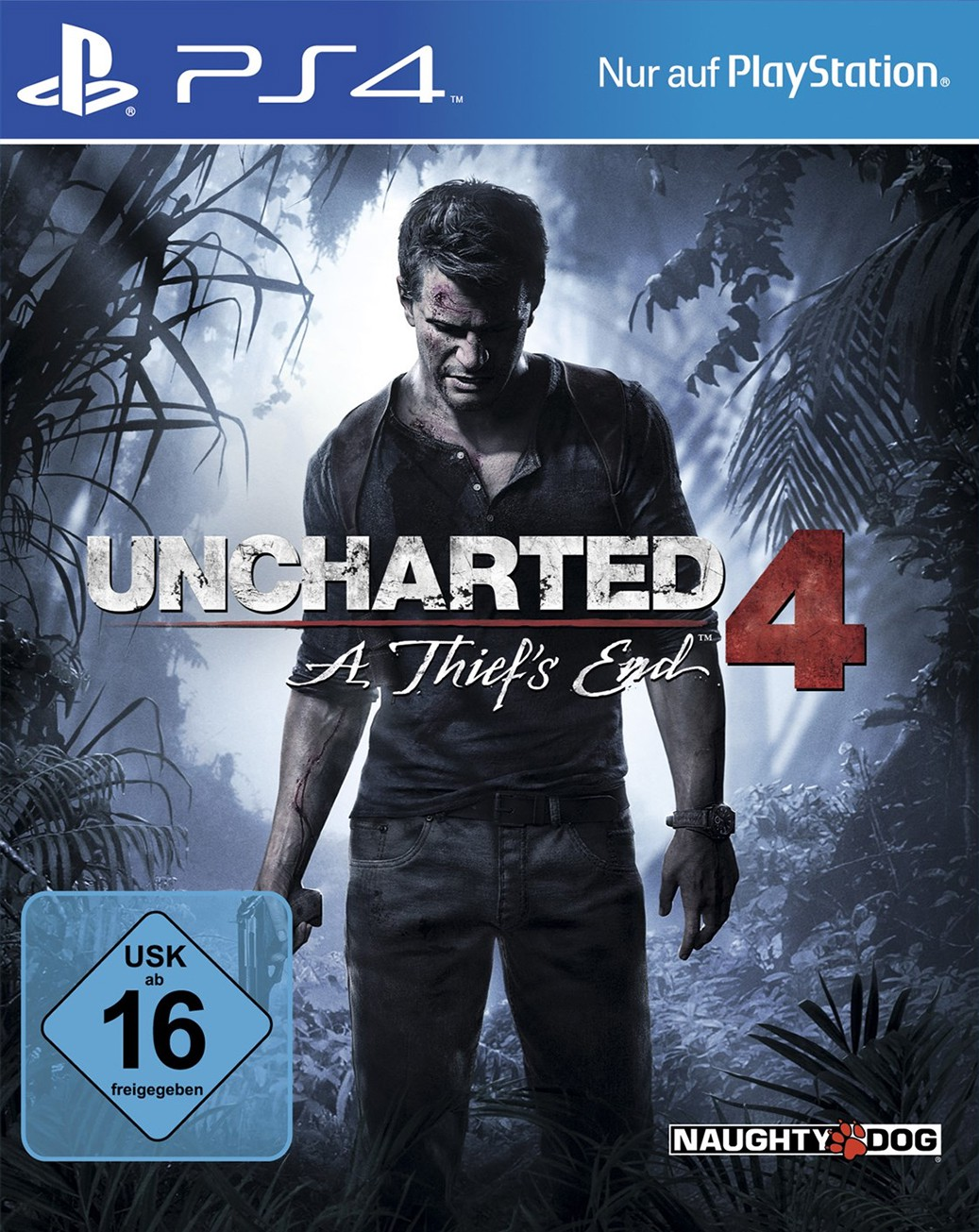 Uncharted 4: A Thief's End [Standard]