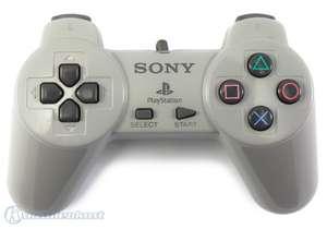 Original Sony Controller #grau SCPH-1080