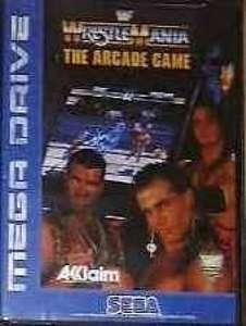 WWF - Wrestlemania - The Arcade Game