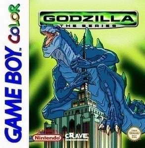 Godzilla The Series BGDP