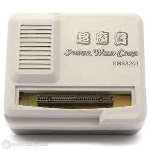 Super Wild Card SMS3201