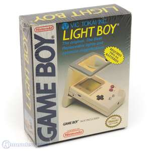 Light Boy / Licht / Lupe
