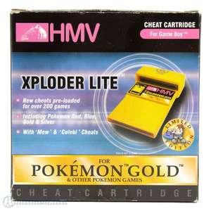 Xploder Lite GOLD - Limited Edition [HMV]