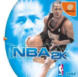 Sega Sports NBA 2K
