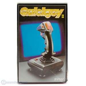 Controller / Joystick / SV-122 #schwarz [Quickjoy II]