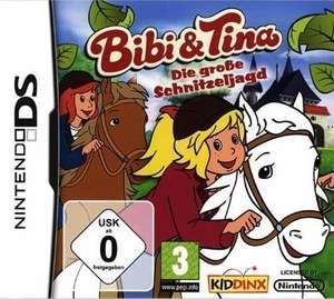 Bibi & Tina: Die große Schnitzeljagd