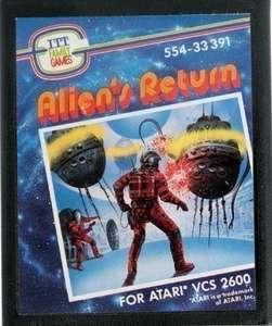 Alien's Return
