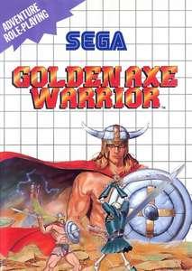 Golden Axe Warrior SELTEN!