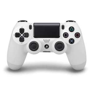 Original Wireless DualShock 4 Controller #Glacier White V1 [Sony]
