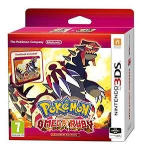 Pokemon Omega Rubin #Steelbook Edition