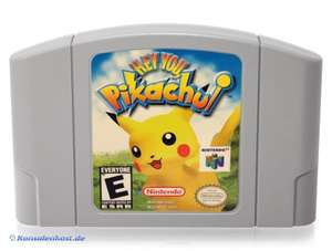 Hey You Pikachu