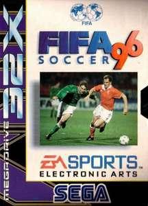 FIFA Soccer 96 SELTEN!