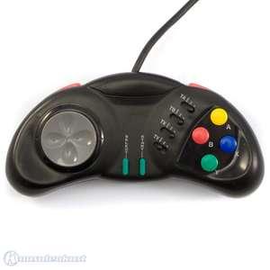 Controller / Pad mit Turbo #schwarz