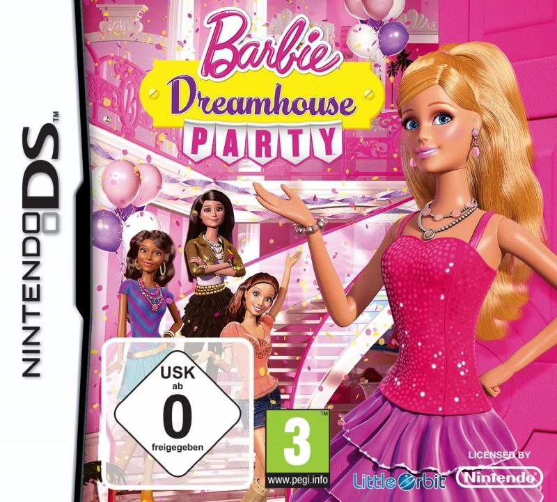 Nintendo Ds Barbie Dreamhouse Party De En Mit Ovp Gebraucht Nintendo Ds Nds Spiele
