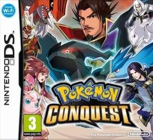 Pokemon: Conquest