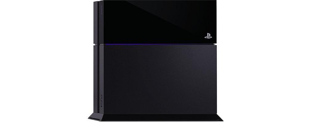 PS4 - Konsole 1TB #schwarz