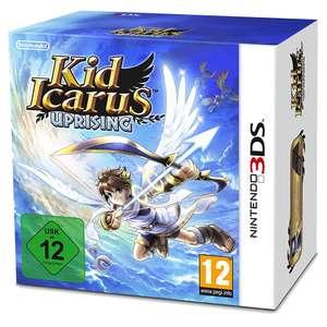Kid Icarus: Uprising + Nintendo 3DS-Ständer + 6x AR-Karten
