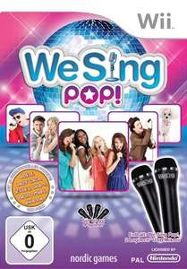 We Sing: Pop! + 2 Mikrofone