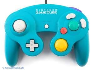 Original Nintendo Controller / Pad #Emerald Green DOL-003