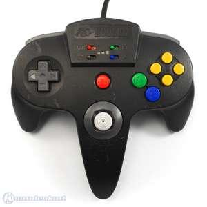 Controller / Pad mit Turbo #schwarz [Hudson]