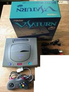 Konsole 1G #V-Saturn + Original Controller [Victor]