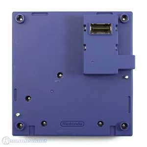 Original GameBoy Player Adapter: Hardware exkl. Software #lila [Nintendo]