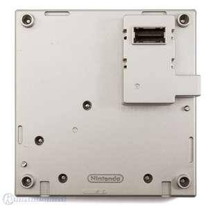 Original GameBoy Player Adapter: Hardware exkl. Software #silber [Nintendo]