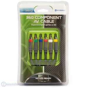 Komponentenkabel / Component AV HD Cable [Hyperkin]