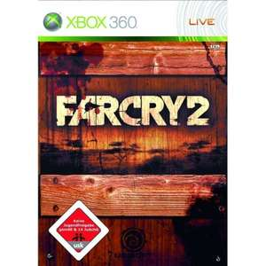 Far Cry 2 #Collector's Edition + Artbook + T-Shirt
