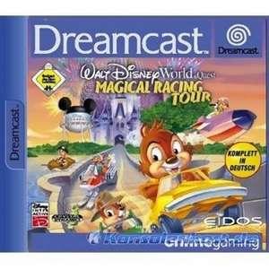 Walt Disney World Quest: Magical Racing Tour