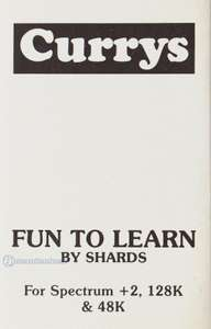 Fun to Learn by Shards