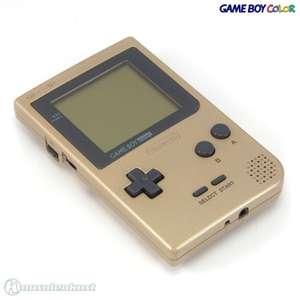 Konsole #Gold / Zelda-Look
