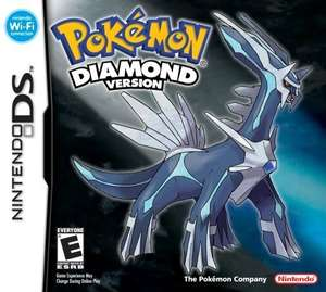 Pokemon: Diamant Edition / Diamond Version