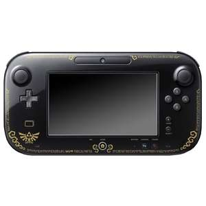 Original Tablet / Gamepad Controller #schwarz Zelda Wind Waker HD Limited Edition