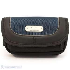 Original Tasche / Carry Case / Travel Bag #blau-schwarz [Sony]