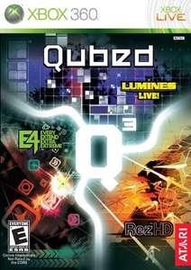 Qubed: Illumines Live + Rez HD + E4
