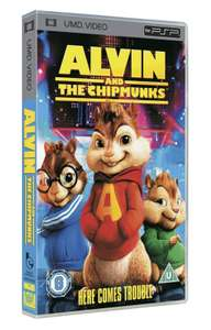 UMD Video - Alvin and the Chipmunks