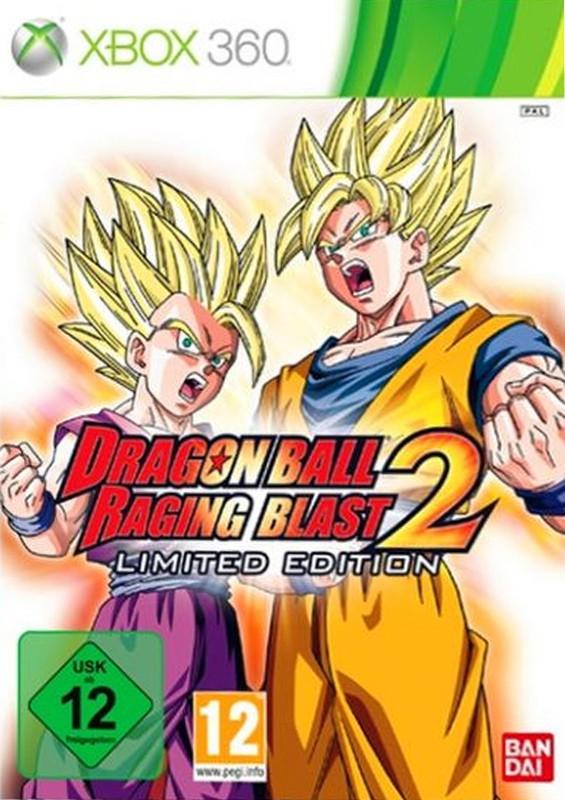 Dragon Ball Raging Blast 2 #Limited Edition