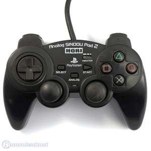 Controller / Pad #schwarz Analog Sindou Pad 2 [Hori]