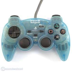 Controller / Pad #blau-transparent Analog Sindou Pad 2 [Hori]