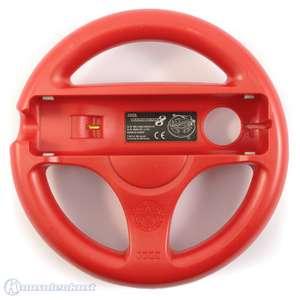 Controller Aufsatz: Lenkrad / Racing Wheel #rot Mario Kart 8 Edition [Hori]