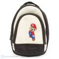 Original Tasche / Carry Case / Travel Bag #schwarz/weiß/Mario Design [Nintendo]