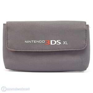 3DS XL Original Tasche / Protector / Softcase #grau [Nintendo]