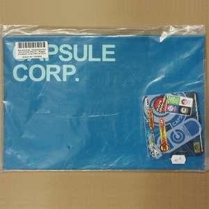 Dragonball Kai Documents Sleeve / Mappe #Capsule Corp