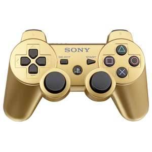 Original DualShock 3 Wireless Controller #gold [Sony]